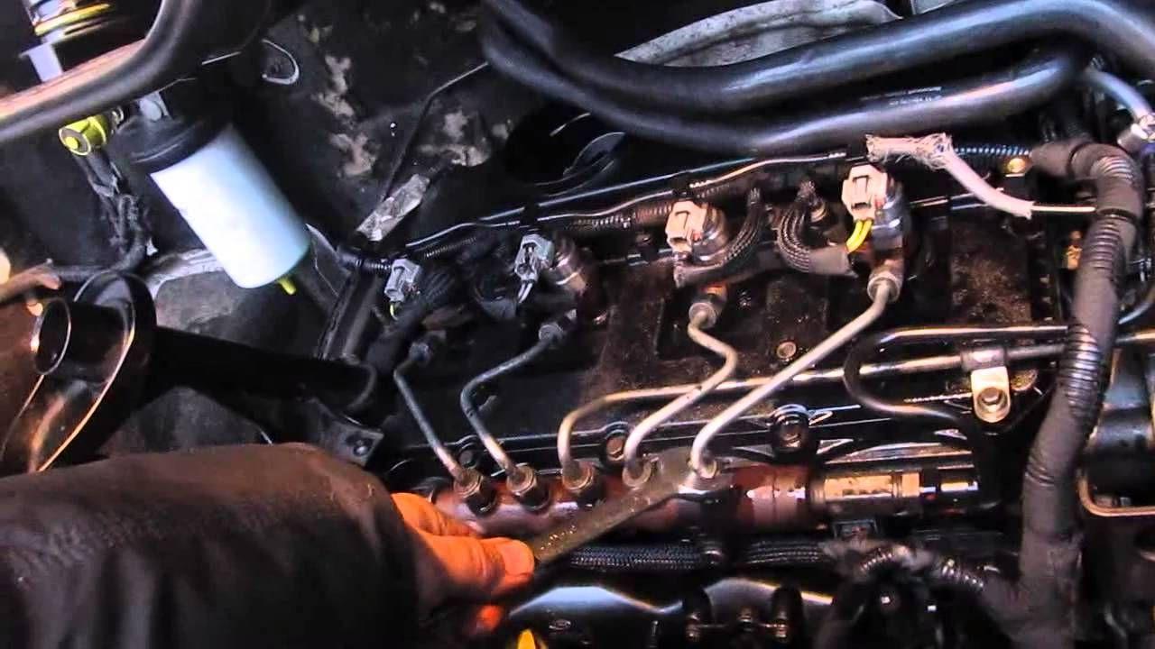 Dizel motor ТНВД. Yüksek basınçlı yakıt pompası