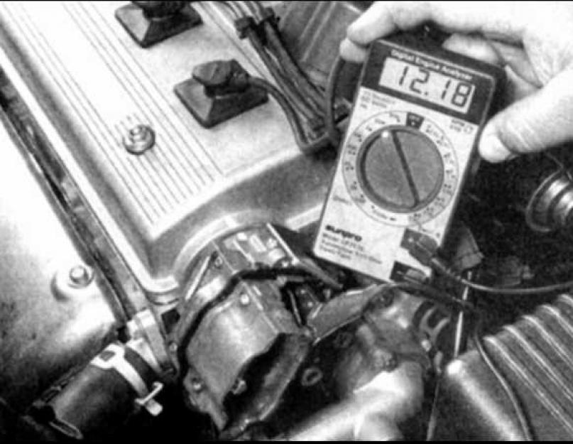 Bujiler kendiniz bir multimetre, bir test cihazı ile nasıl kontrol edilir